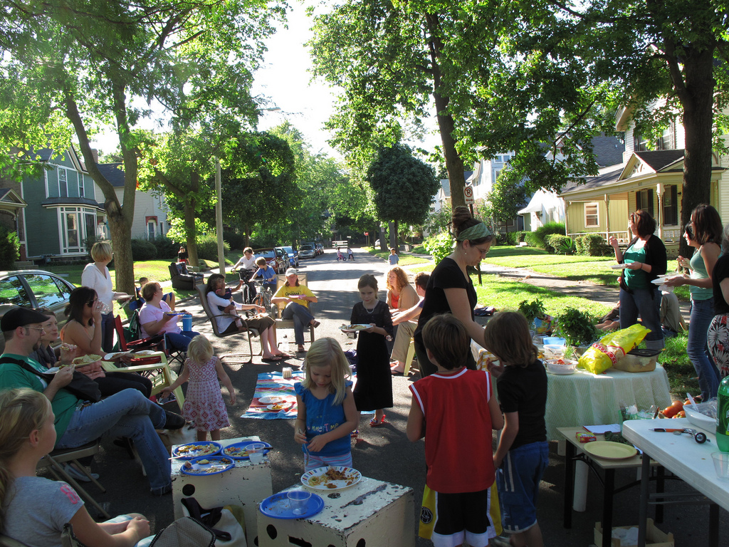 15 Great Block Party Ideas